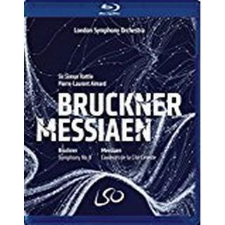 Bruckner/Messiaen [Blu-ray] [2018]